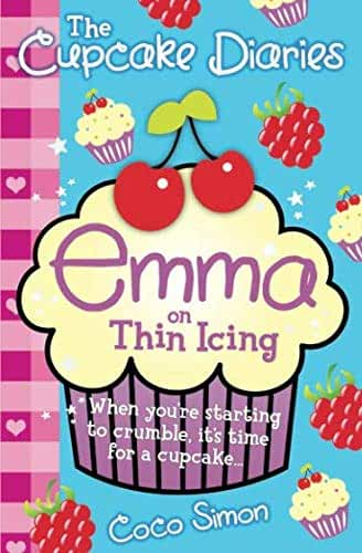 Cupcake Diaries: Emma on Thin Icing: Emma on Thin Icing
