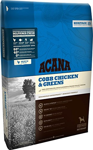 Acana Chicken & Greens, 1er Pack (1 x 13 kg)