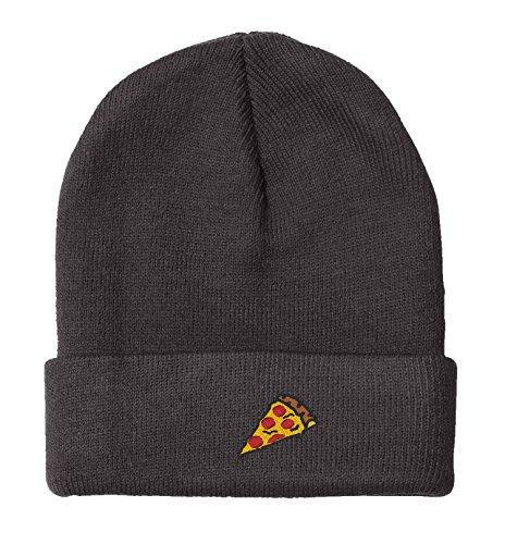 BNE Pizza Slice Pepperoni Embroidery Stitch EM-0008-Black
