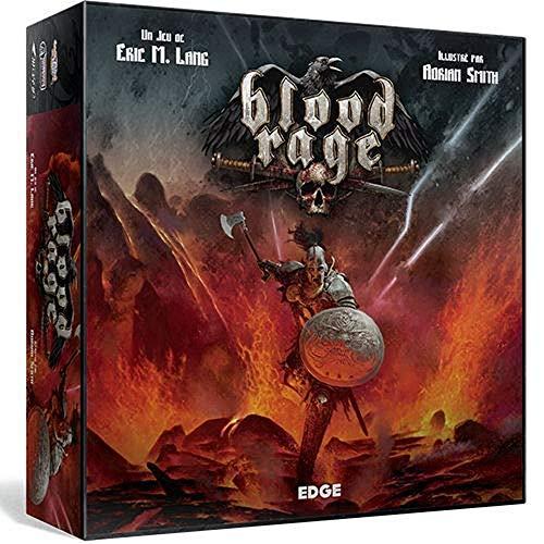 Blood Rage Asmodee - Juego de Mesa