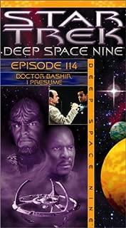 Star Trek - Deep Space Nine, Episode 114: Doctor Bashir, I Presume? VHS