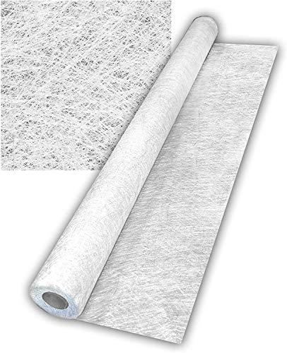 Fibra de Vidrio MAT de Diferentes Gramajes | MAT 300 | Rollo de 25 m2.