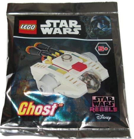 LEGO Star Wars Ghost Foil Pack 911720 (bolsa)