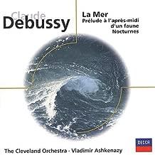 Debussy: Prélude à l'après midi d'un faune/La Mer/Nocturnes. Ravel: Rapsodie espagnole