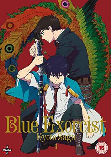 Blue Exorcist (Season 2) Kyoto Saga Volume 1 (Episodes 1-6) [DVD] [UK Import]