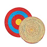 Sports & Plein air - Tir à l'arc en Plein air - Sports - Arc - Flèche en Paille - Couche Simple Couche pour entraînement