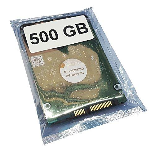 500GB HDD Festplatte, Alternative Komponente, passend für Akoya S6219 (MD 99998 MSN:30020603) (SATA3 5400RPM)