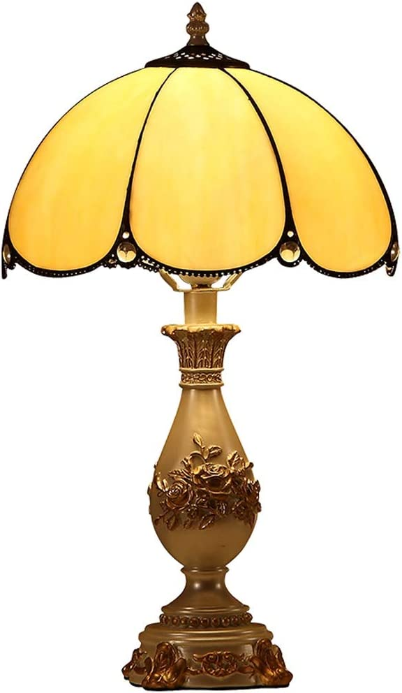 2021 autumn and winter new liulishop Table lamp American Bedroom Creative Max 80% OFF Lamp Simple