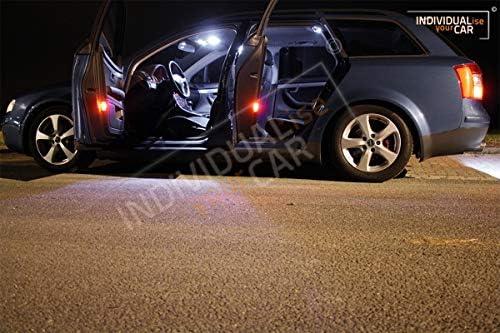 Innenraumbeleuchtung Set Für A4 B6 Avant Pure White Auto