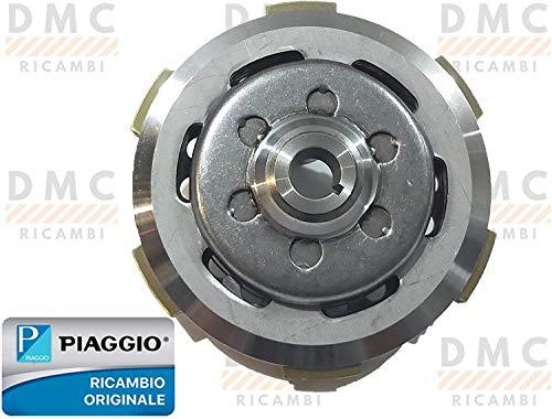 FRIZIONE COMPLETA PIAGGIO APE 50 - VESPA 50 125 FL FL2 HP V ORIGINALE PIAGGIO 2898935.