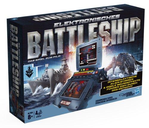 Hasbro 38194100 - Elektronisches Battleship