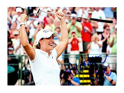 Best Prices! Cristie Kerr Signed - Autographed Golf 6x8 inch Photo - Guaranteed to pass BAS - Becket...