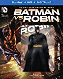 Batman vs. Robin (BD Deluxe Edition Giftset) w/Figurine [Blu-ray]