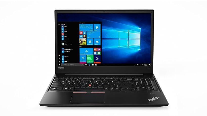 Lenovo 5095413 ThinkPad E580 Intel Core i5 7200U 2.5 GHz Laptop, 8 GB RAM, Windows 10 Pro, 15.6