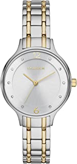 Skagen Women's 'Anita' Quartz Stainless Steel Casual Watch, Color:Two Tone (Model: SKW2321)