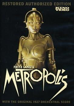 DVD Metropolis Book