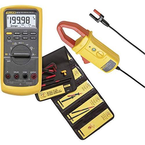 Fluke 87V/i410/L215 Hand-Multimeter, Stromzangen-Adapter