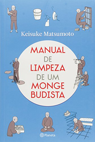 Manual de Limpeza de Um Monge Budista (Em Portuguese do Brasil)