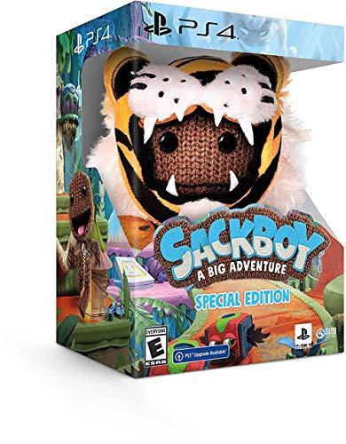 Sackboy: A Big Adventure Special Edition for PlayStation 4 [USA]