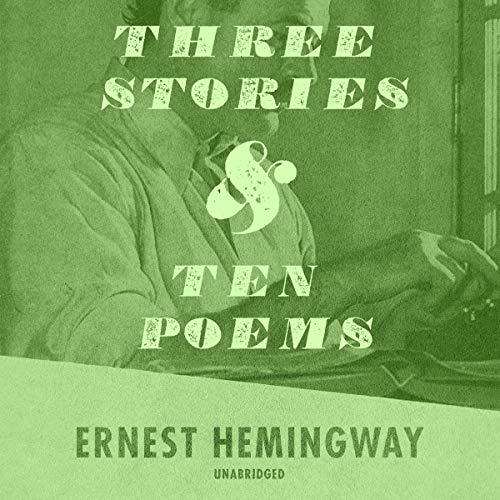 Three Stories and Ten Poems cover art