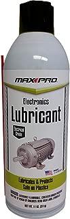 Max Professional 4125 Electronics Lubricant, 11 oz.