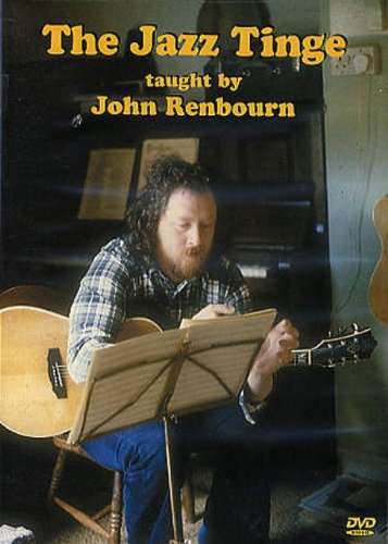 The Jazz Tinge - John Redbourn [DVD] [2011]