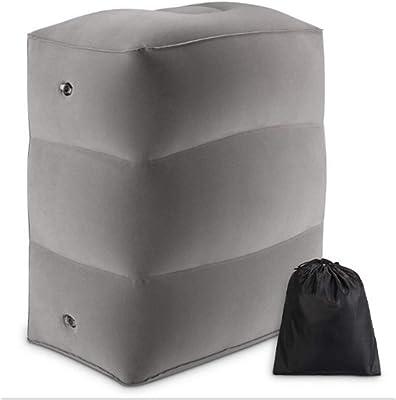 Amazon.com: Almohada portátil de viaje inflable para ...