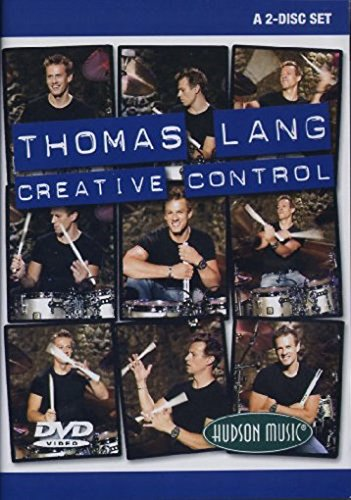 Thomas Lang - Creative Control [2 DVDs]