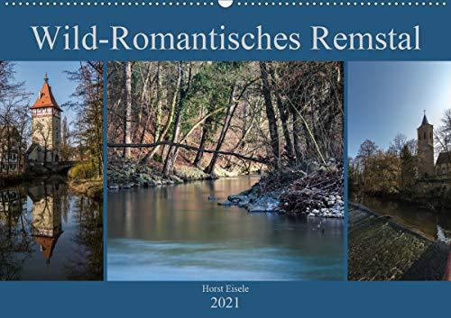 Wild-Romantisches Remstal (Wandkalender 2021 DIN A2 quer)