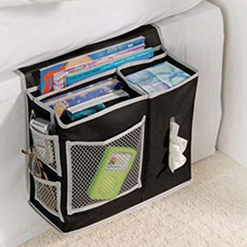 Mehrzweck Tablet Nacht Zeitschriften Multi Taschen Faltbare TV Fern Handy Sofa Hause Lagerung Tasche