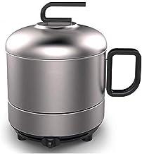 Xiaoyue Eléctrica Hot Pot-Estudiante Debe Tener Pot rápido Fideos Cocina multifunción vasija Perfecta for los Fideos Huevos lalay