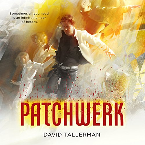 Patchwerk audiobook cover art