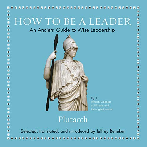 How to Be a Leader cover art
