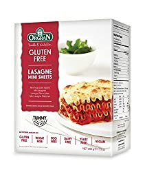 Wheat, gluten, dairy, egg & yeast free Suitable for vegetarians and vegans Kosher - Parve