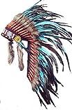 The World of Feathers Medium Indian Headdress...