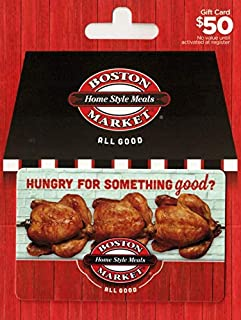Boston Market Gift Card