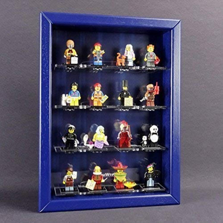 Figucase Collect showcase for LEGO Series 71004 mini figurines The Movie