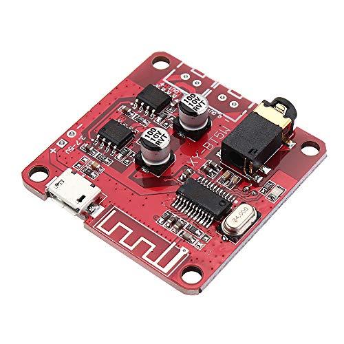 MYAMIA Mp3 Bluetooth Decoder Board con Amplificador Wireless Audio Receiver Module para...