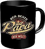 RAHMENLOS Original Kaffeebecher für den besten Vater: Der Beste Papa