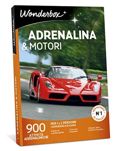 ADRENALINA & Motori - 900 attività per 1 o 2 persone