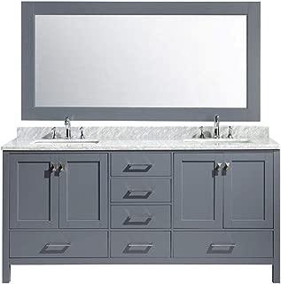 Best marble top bathroom vanity Reviews