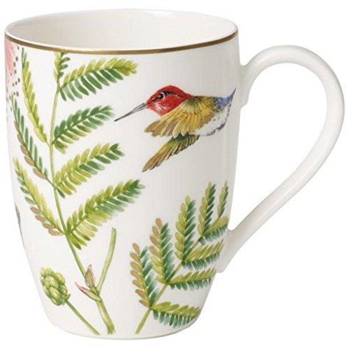 Villeroy & Boch 10-4381-9651 Mug à Anse Porcelaine Vert 32,2 x 21,5 x 11,7 cm