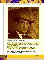 Quer Pasticciaccio Brutto De Via Merulana (2 Dvd) [Italian Edition]