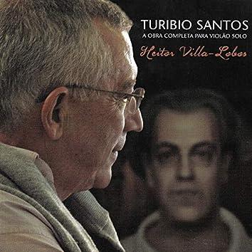 A Obra Completa para Violão Solo - Heitor Villa-Lobos