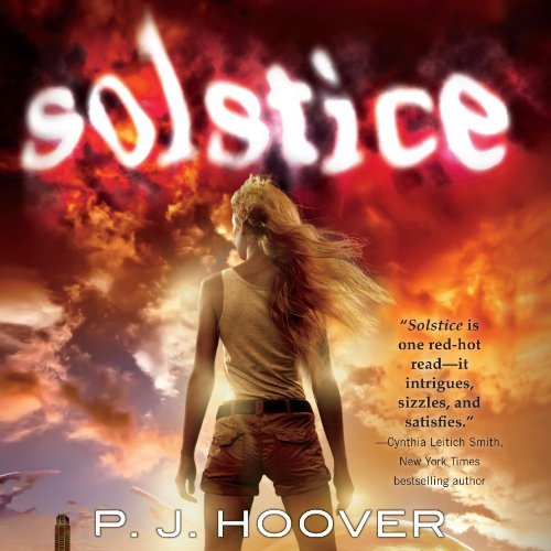 Solstice audiobook cover art