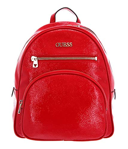 Guess New Vibe Large Backpack Red