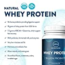 MRM - Whey Protein Powder, Maximum Muscle Growth and Development, with Essential Amino Acids (Rich Vanilla, 2 lbs) #3