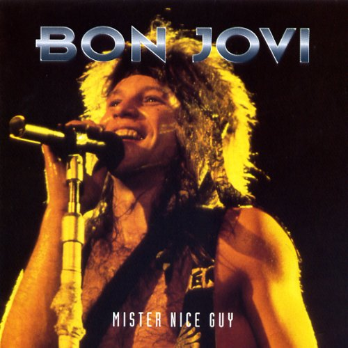 Bon Jovi audiobook cover art