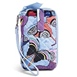 Vera Bradley Smartphone Wristlet with RFID Protection, Butterfly by-Recycled Cotton