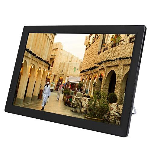 TV Digital 14 Pulgadas, TV portátil ATSC-T / T2 1080P con Antena y Control Remoto para automóvil/Camping/Dormitorio, Soporte para Tarjetas SD y MMC, Dispositivos USB, Entrada/salid AV, HDMI, VGA